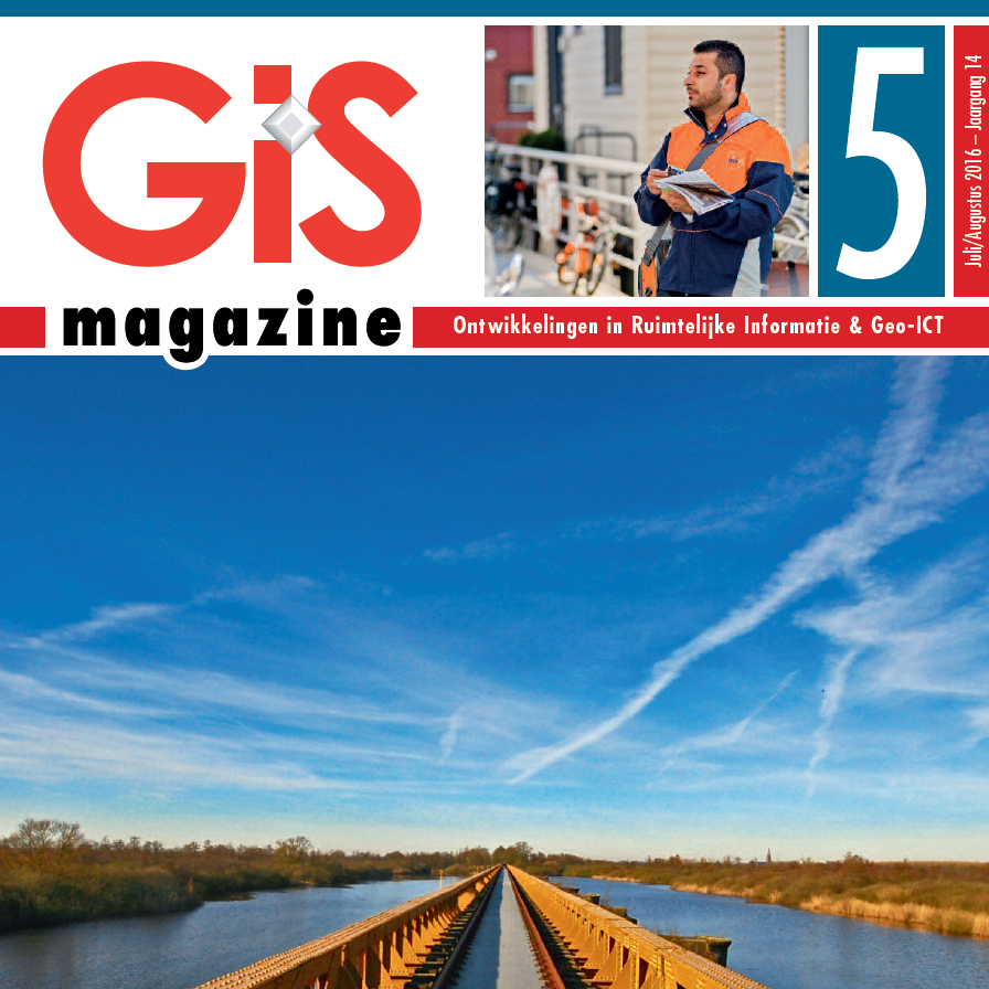 Screenshot GIS cover